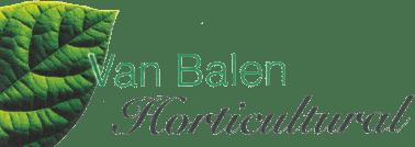 van balen horticultural