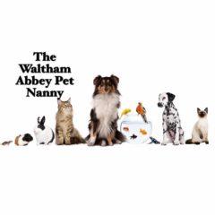 the waltham abbey pet nanny