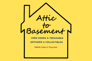 attic to basement used goods shop