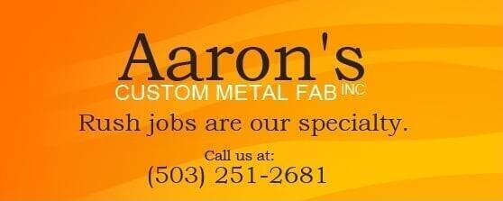 aarons custom metal fab inc
