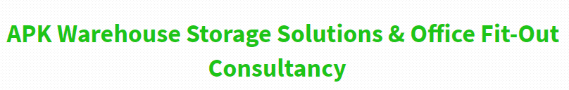 warehouse storage solutions - my consultancy