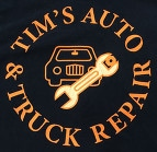 tim's auto and truck repair