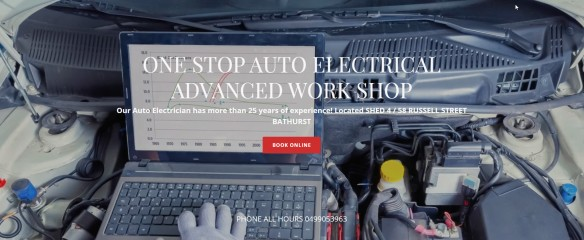 one stop auto electrical