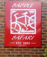 saddle safari ltd