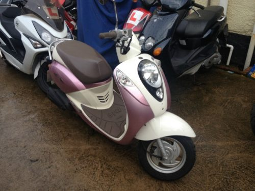 used motorcycles, vespa