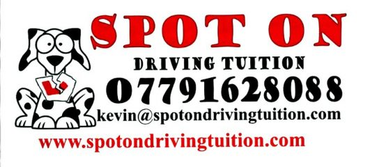 spot on driving tuition