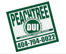 peachtree dui & defensive