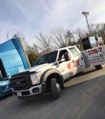c & t truck and auto repair