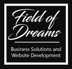 field of dreams business solutions and website development
