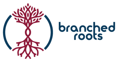 branched roots