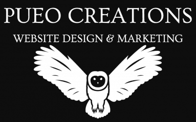 pueo creations website design & marketing