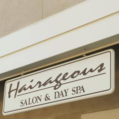 hairageous salon, nails, and permanent makeup studio