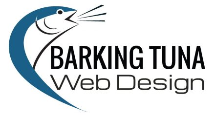 barking tuna web design