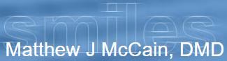 matthew j mccain dmd, family dentistry