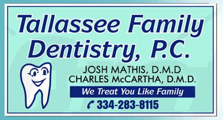 tallassee family dentistry