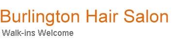 burlington hair salon
