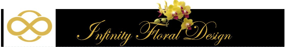 infinity floral designs