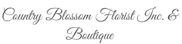 country blossom florist, inc & boutique