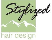 stylized hair design