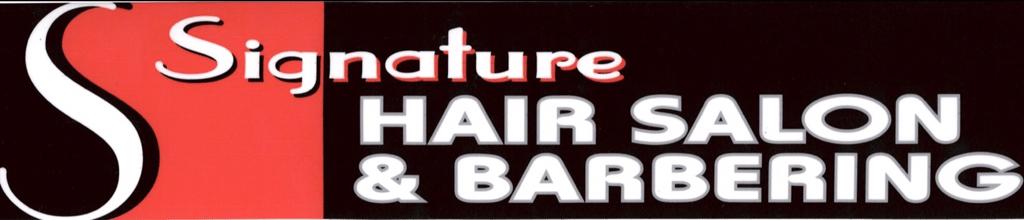 signature hair salon