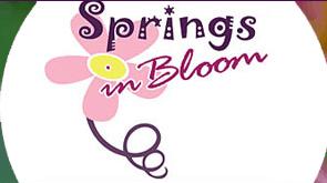 springs in bloom