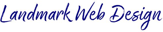landmark web design