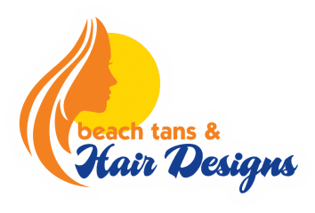 beach tans & hair designs