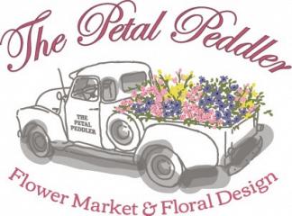 the petal peddler flower shop