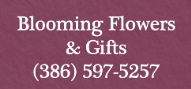 blooming flowers & gifts