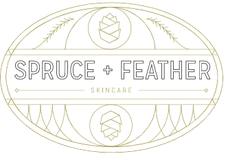 spruce and feather skincare