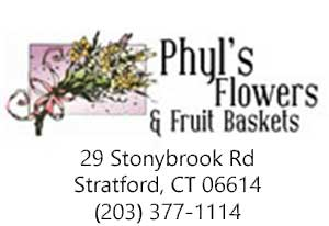 phyl's flowers and fruit baskets
