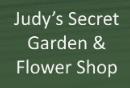 judy's secret garden & flower shop