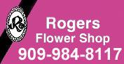 rogers flower shop