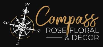 compass rose floral - silk flower floral & decor rental