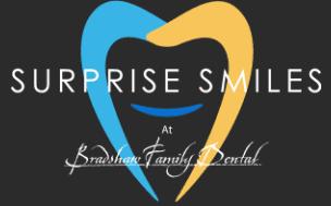 surprise smiles