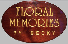 floral memories by becky