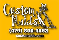 custom maids-fort smith, ar.