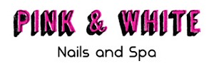 pink & white nails & spa