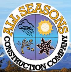 all seasons construction company