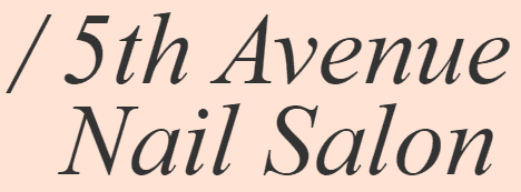 5th avenue nail salon