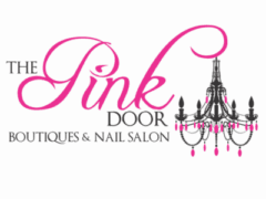 the pink door boutiques and nail salon