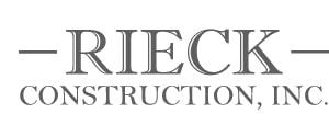 rieck construction inc