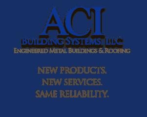 aci building systems inc