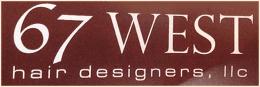 67 west hair designers
