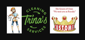 trina's cleaning services