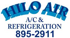 hilo air a/c & refrigeration