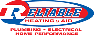 reliable heating & air, plumbing and electrical