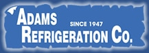 adams refrigeration
