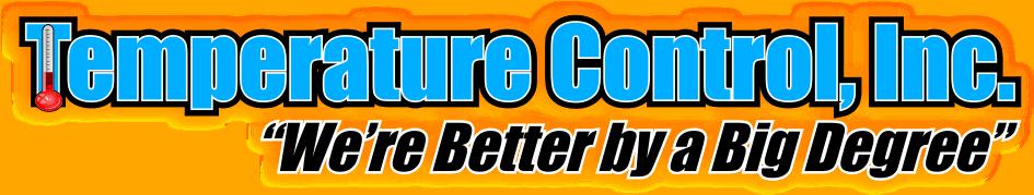 temperature control, inc. a/c & heating repair