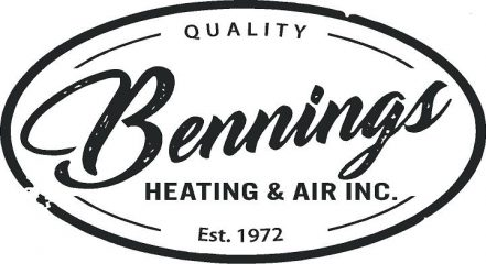 bennings heating & air, inc.